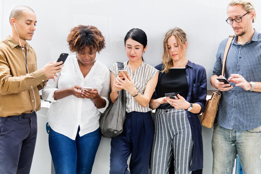 Leading by Social Media, isn't Always Social -