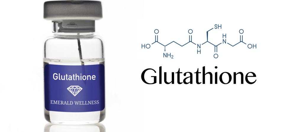 glutathione IV therapy Edmonton I Emerald Wellness.png