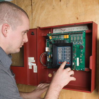 Alarm System Servicing - UL Listed Fire Alarm MonitoringAnnual Alarm System TestingAlarm System Repairs