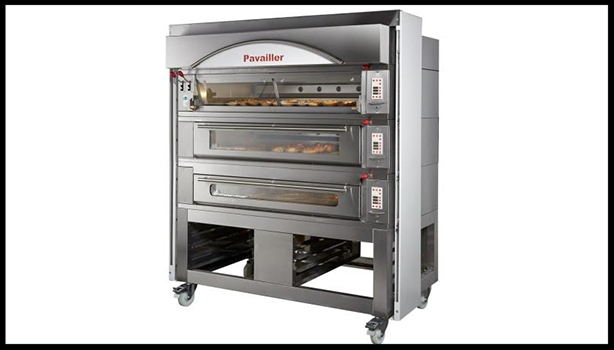 Electric Modular Deck Oven -