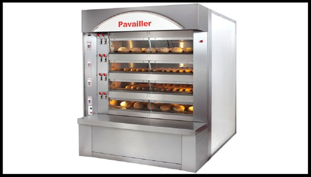 Electric Deck Oven -