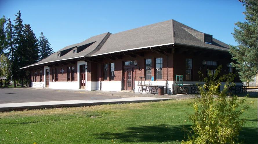 The Laramie Depot Today