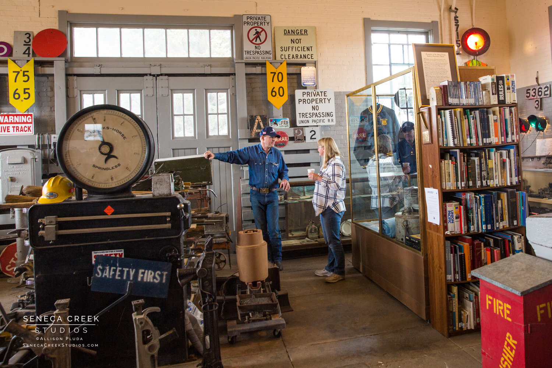 Museum — Laramie Railroad Depot