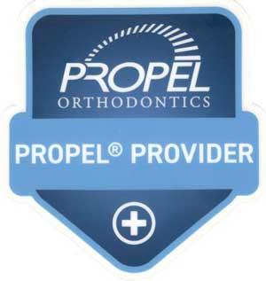 Propel Orthodontics Logo