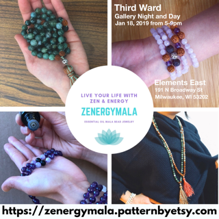 Join Dr. Kee Chan for another mala bead trunk show.
