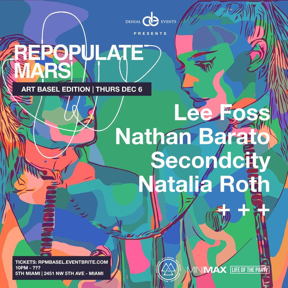 Tickets - 5th Miami2451 Northwest 5th AvenueMiami, Florida33127Lineup:Lee FossNathan BaratoSecondcityNatalia Roth