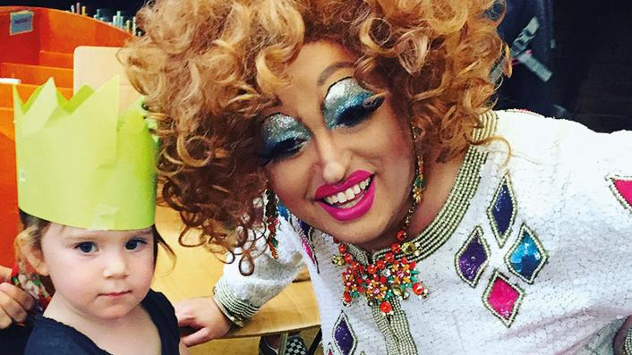 Exclusive: Why drag queens want to read to primary pupils - Drag-queen storytellers are hoping to go into Bristol primary schools to add some sparkle to lessons – and overcome a few ingrained social prejudices to boot.By Adi Bloom - TES