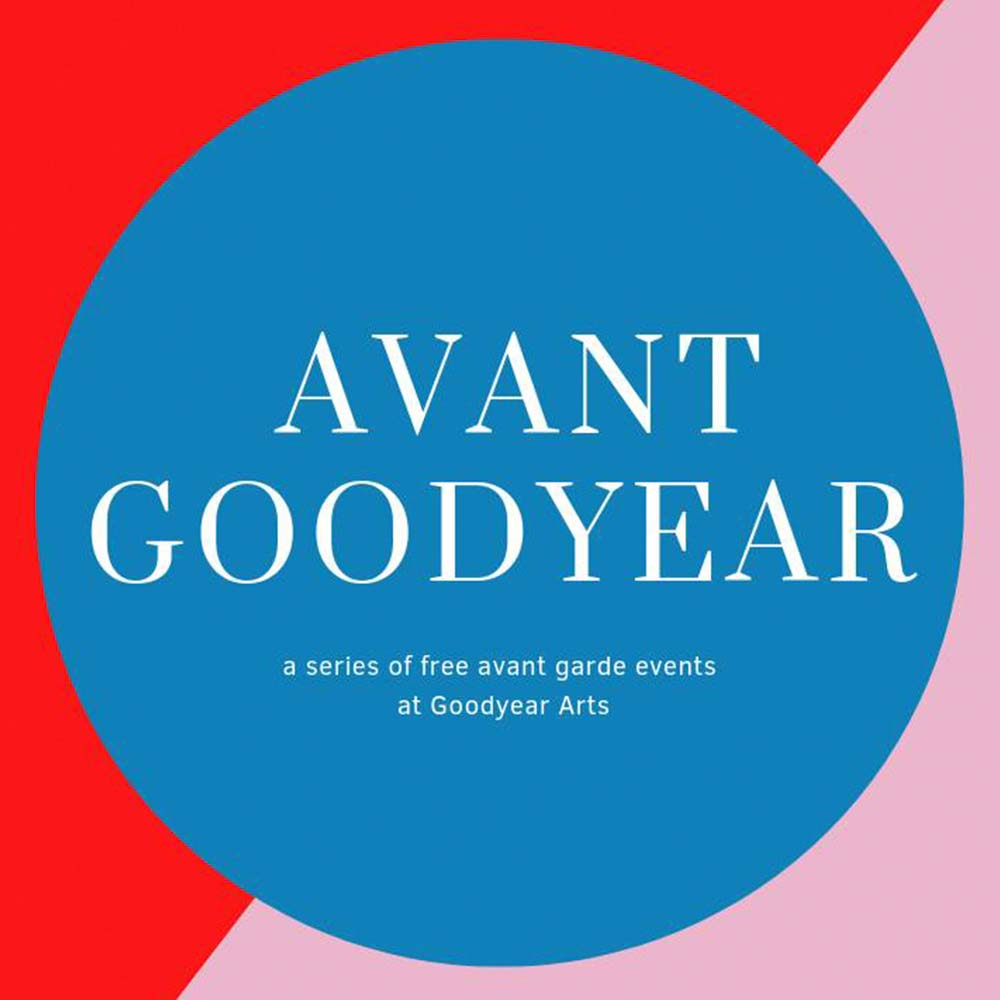Avant Goodyear - Literature: Hanif AbdurraqibAPR 11 // 7:30-9:30 PMFree & open to the public