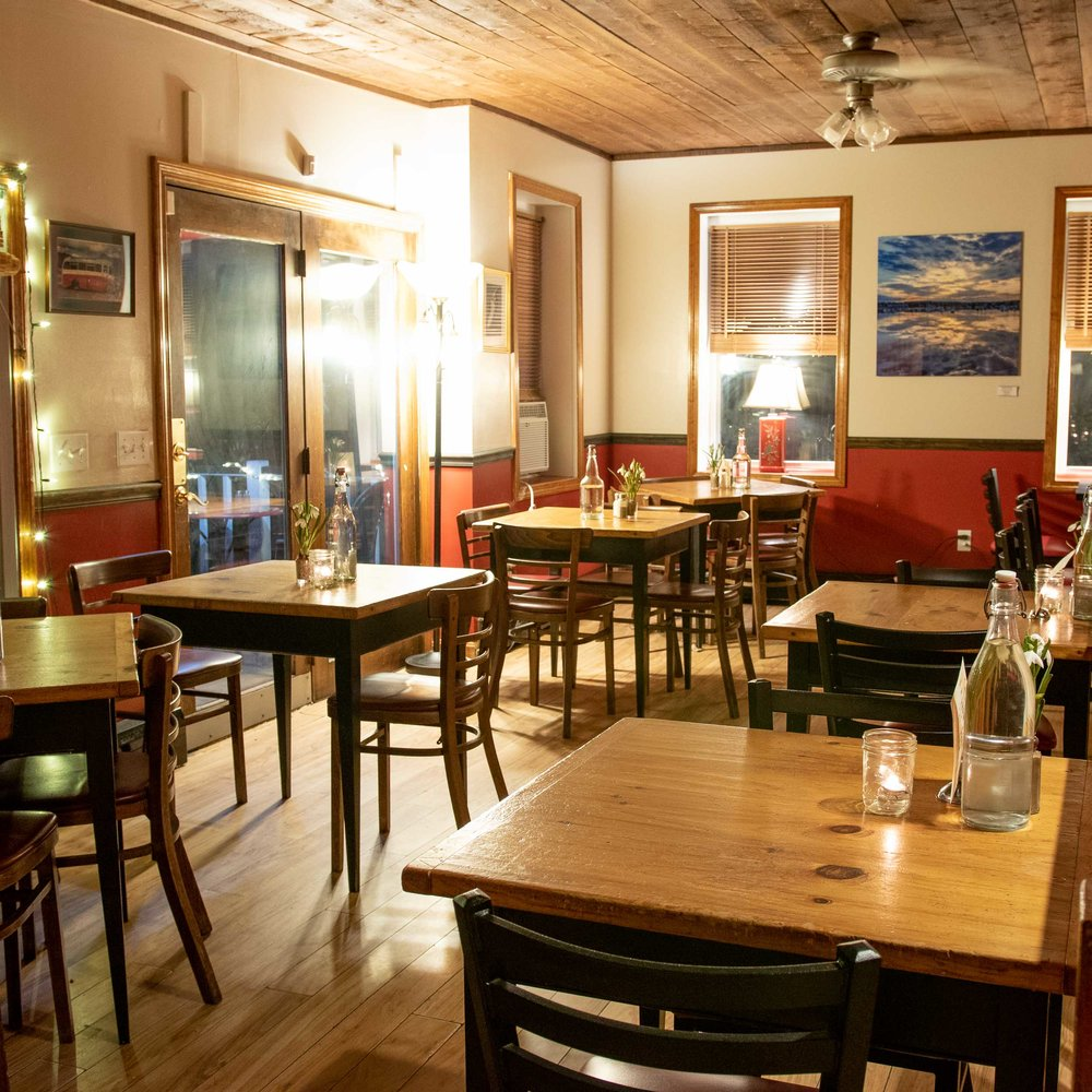Bristol restaurant dining room