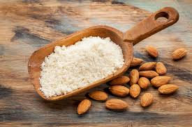 Almond Flour - Almond flour is high in protein, manganese and vitamin E. It contains fiber and is low in carbohydrates. It is a gluten-free nut flour that is made up of only ground blanched (no skin) almonds. Available in bulk & for private label with customized packaging.