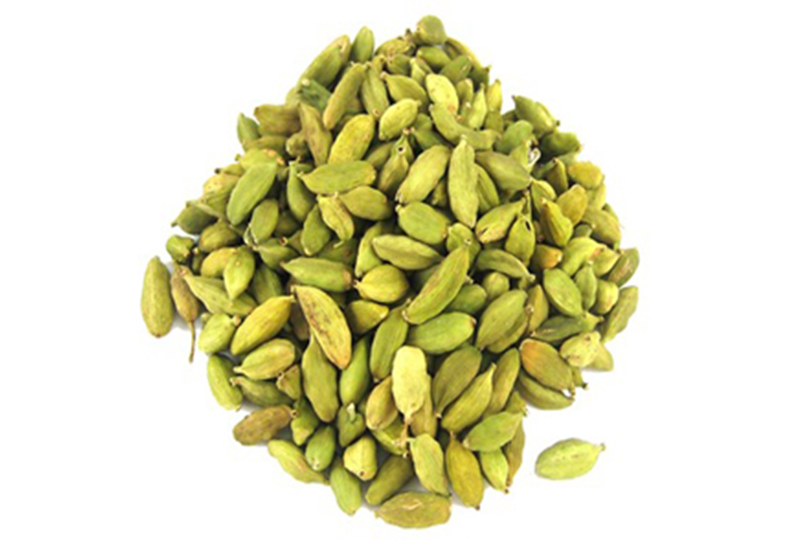 Cardamom - Cardamom is a spice made from the seed pods of various plants in the ginger family and has a strong, pungent flavor and aroma. It is an antioxidant and has diuretic properties that may lower blood pressure. It also contains cancer-fighting compounds and due to its anti-inflammatory effects, it also helps protect from chronic diseases. Available in bulk & for private label with customized packaging.