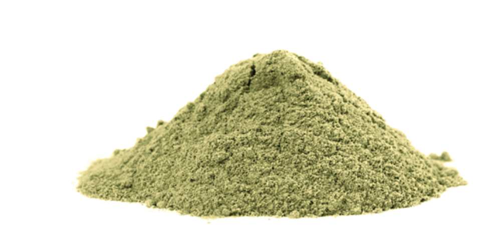 Moringa Leaf Powder - Good source protein, vitamin A, vitamin C, calcium, iron, B vitamins and amino acids. No sugar or sodium. Available in Bulk and for private label with customized packaging.