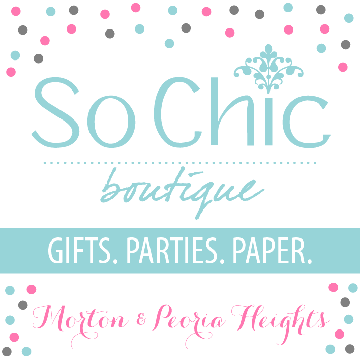 So Chic Boutique - 4605 N Prospect RdPeoria Heights, IL 61616(309) 670-0465Official WebsiteFacebookInstagram