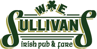W.E. Sullivan's Irish Pub - 4538 N Prospect RdPeoria Heights, IL 61616(309) 839-8097Website - W.E. Sullivans
