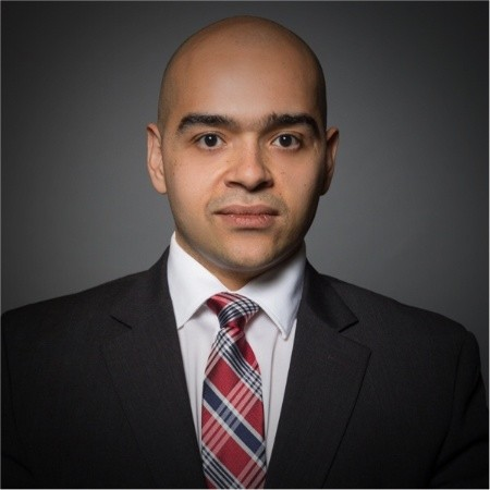 Santiago Diaz   Co-President - Johnson  Evercore Investment Banking (M&A); formerly INTL FCStone; Florida International University