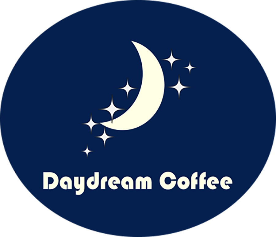 Daydream Coffee Logo Blue Background.png