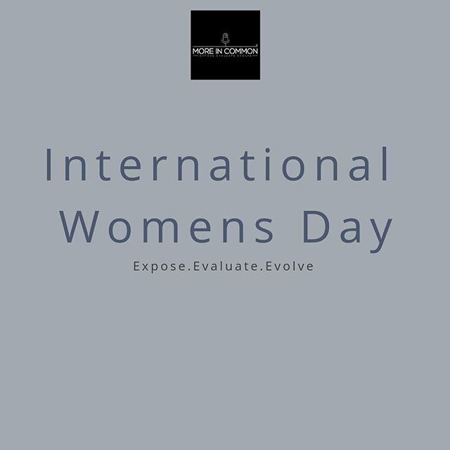 Women are amazing.  #internationalwomensday