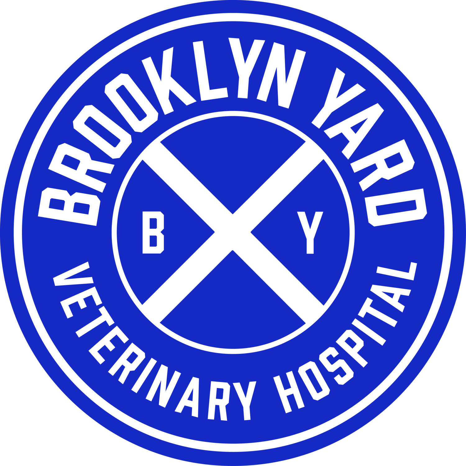 Brooklyn Yard Vet, Portland, OR