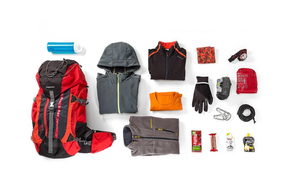 76df0898a7 5 cose fondamentali da sapere per preparare lo zaino da trekking — Everyday  Visuals