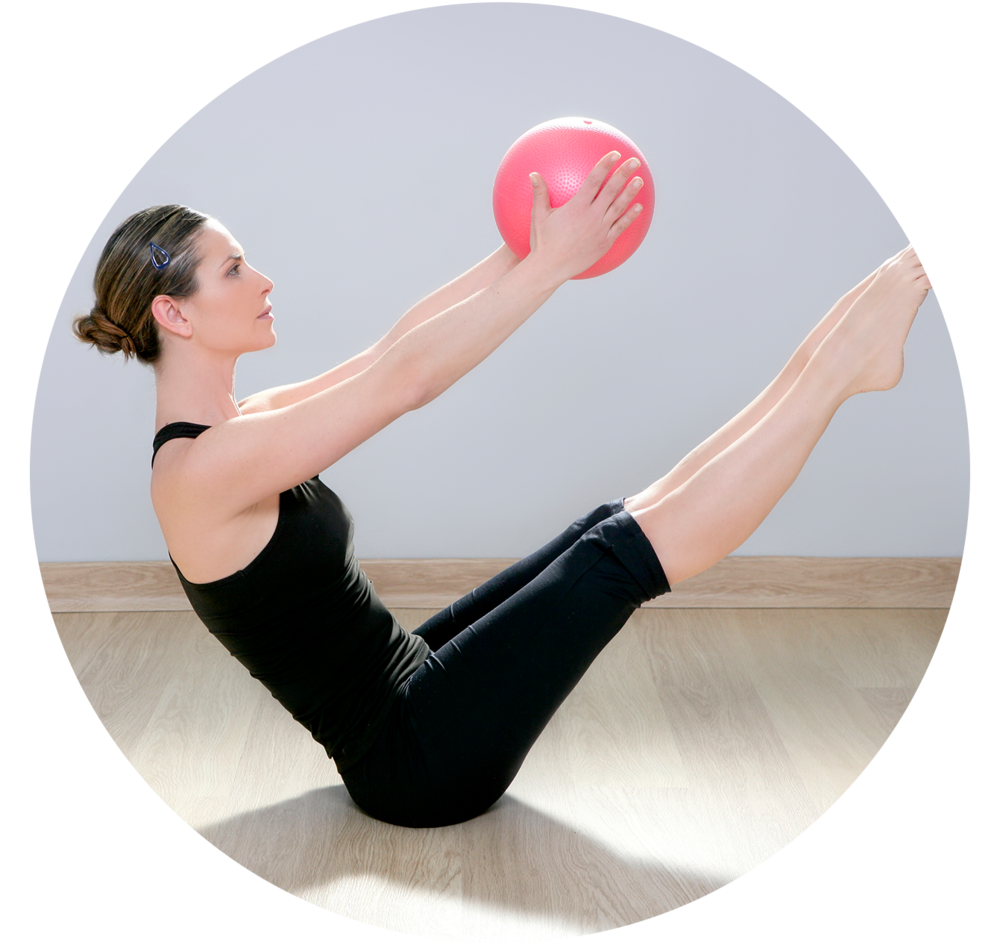 Pilates - Pilates guides you through a range of low impact, low repetition stretching and conditioning exercises which strengthen, elongate and restore the body to balance.