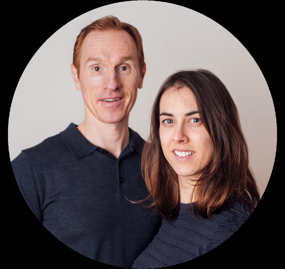 Rachel & Zac - Osteopathy