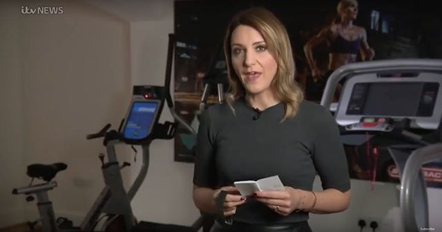 Did you see ITV's Unhealthy Obsession discussing the use of fitness apps and weight loss trackers?! Very thought provoking, highlighting the negative impact they can have on mental health. This is often overlooked yet something we should be hugely aware of.  We were very happy to let @kyliepentelow and the team use our studio for the feature. #TWS #itv #fitnesstracker #personaltrainer #mentalhealthawareness