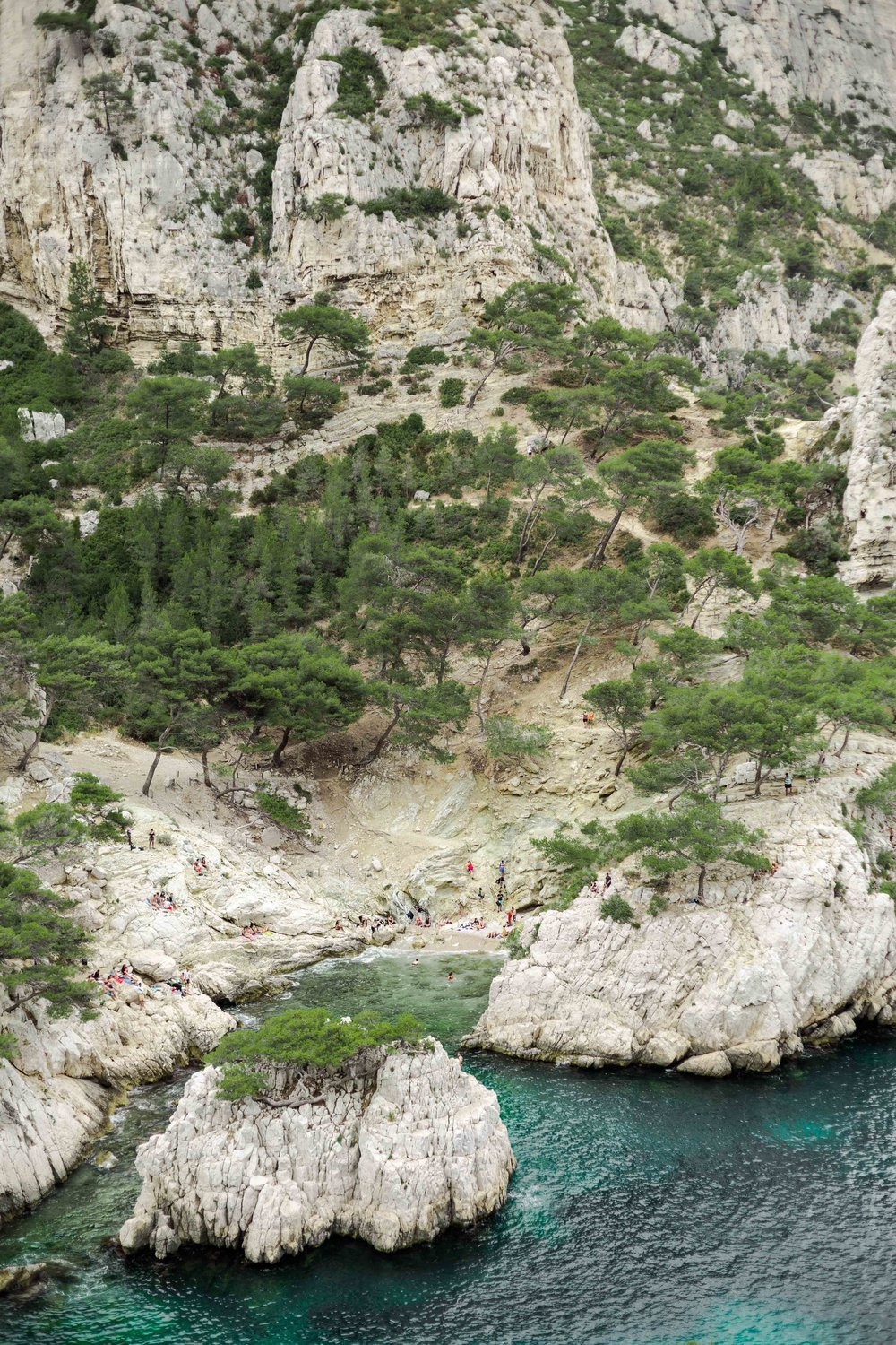 Parc national des Calanques - 01