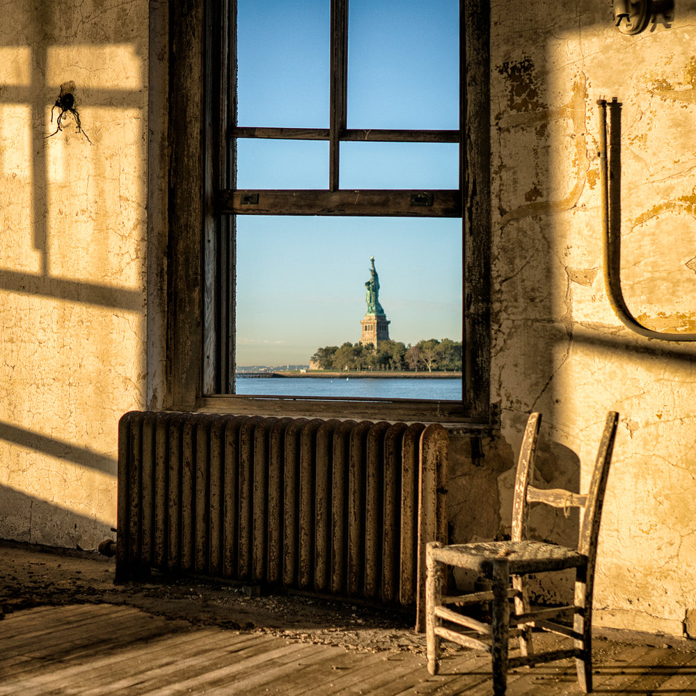 Ellis Island Immigrant Hospital - A photographic journey through the passageways and rooms of the Ellis Island Immigrant Hospital, abandoned and largely untouched for over fifty years.