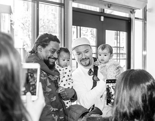 March was Women's History Month, so mom had her hands full with @fashionmamas events. But now we're back for the fathers. We have a ton of surprises in store for #fathersinfashion and will start reviewing all applications next week. Tag your favorite dads.