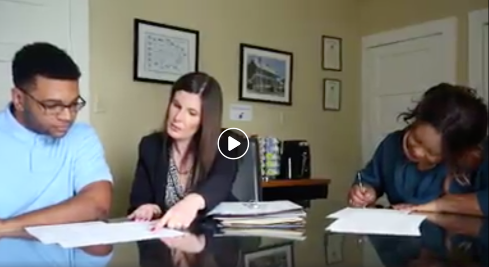 Have A Question? - Check out our video and hear about what makes Powhatan Real Estate Settlements different from other companies.