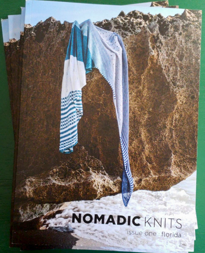 Nomadic Knits - No. 1 - Florida