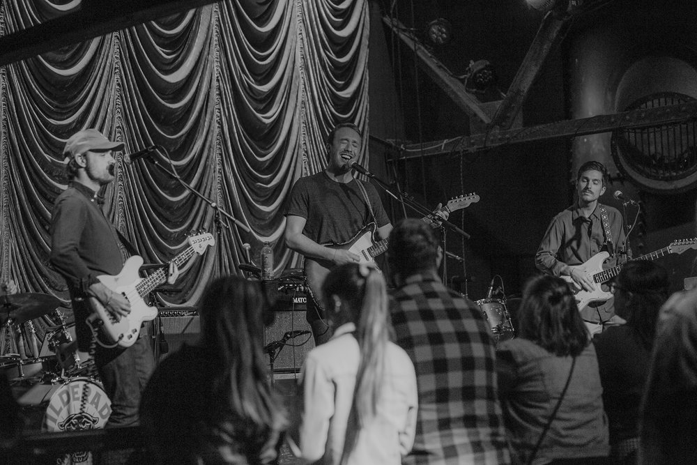 Wilderado perform at The Foundry in Philadelphia, PA. Shot by Nicole DiBenedetto - https://www.nicoledibphotography.com/ - for Sound Bites Media.