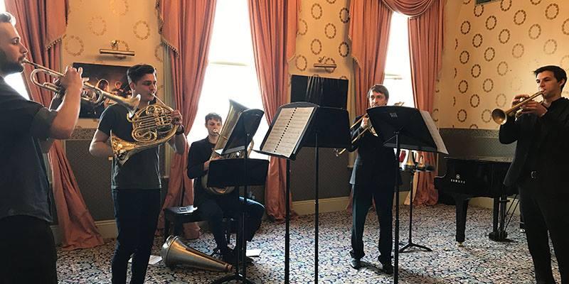 Soundbite Rehearsal