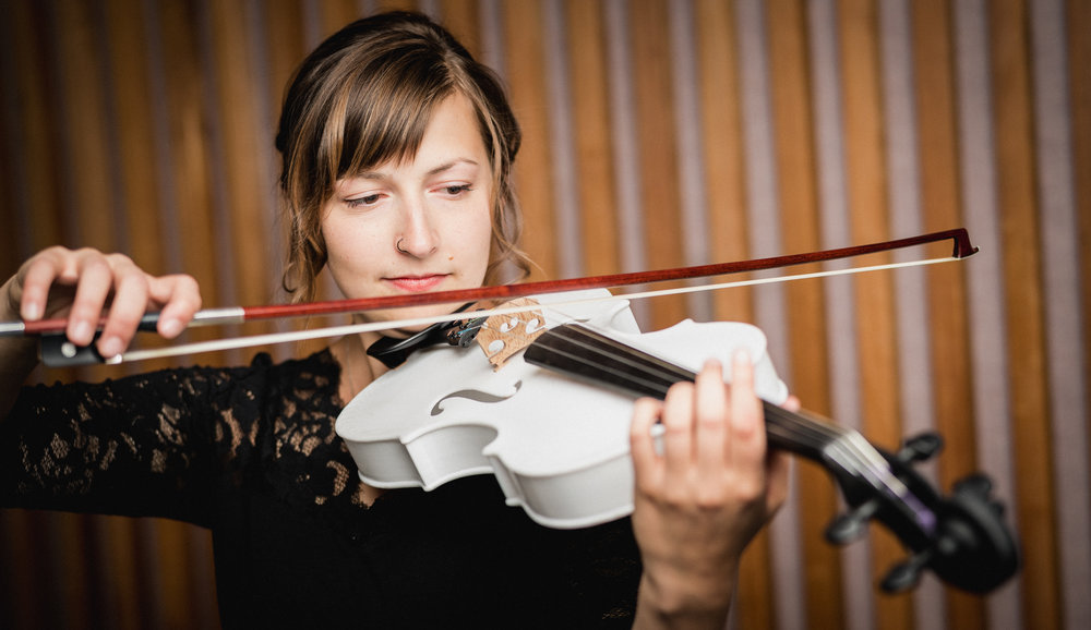 Jessica Ramsey, Violin
