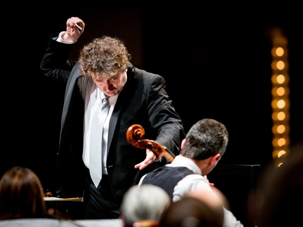 Alain conducting  Tetrault Spring 2018.jpg