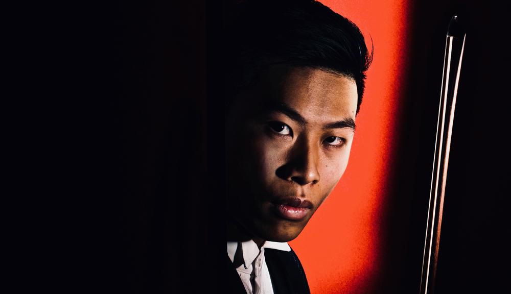 Kerson Leong, violon