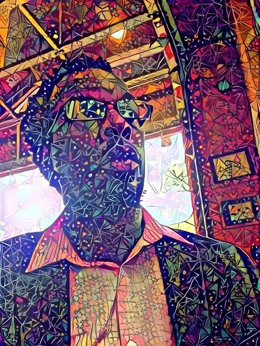 Selfie and Post Effects by Mikemetic