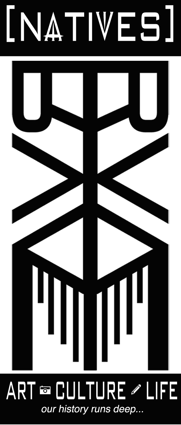 Original NATIVES logo created by Mikemetic using a commissioned RVA logo, 2012
