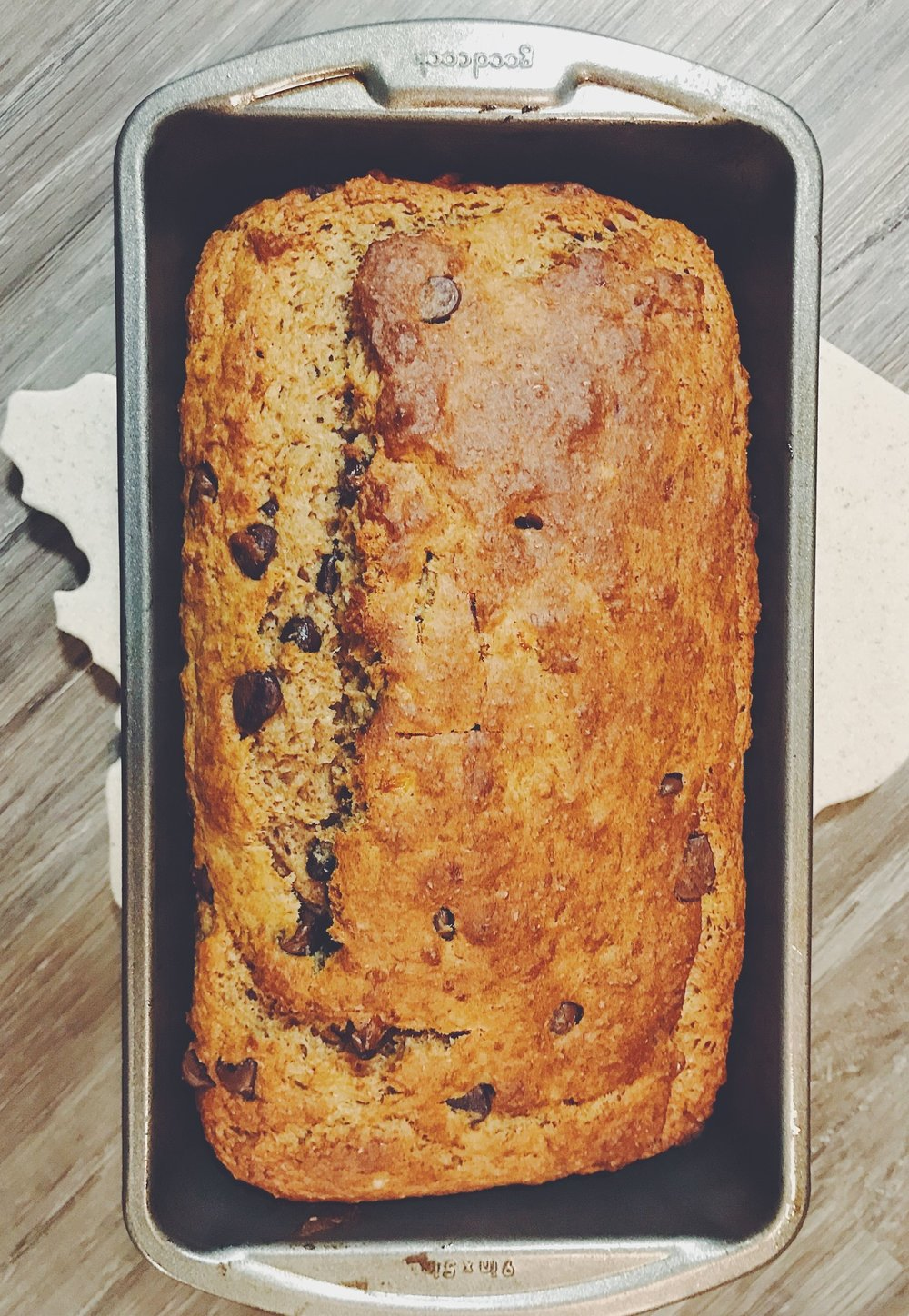 Kitchen Scratch Easy Whole Wheat Banana Bread