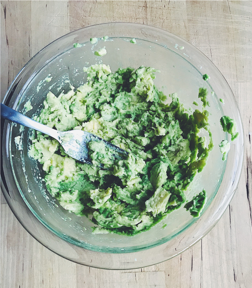 Kitchen Scratch Game Day Guacamole