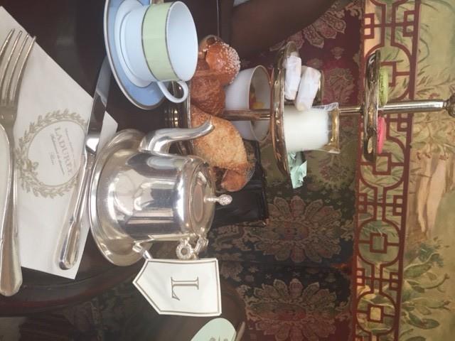 Laduree Tea