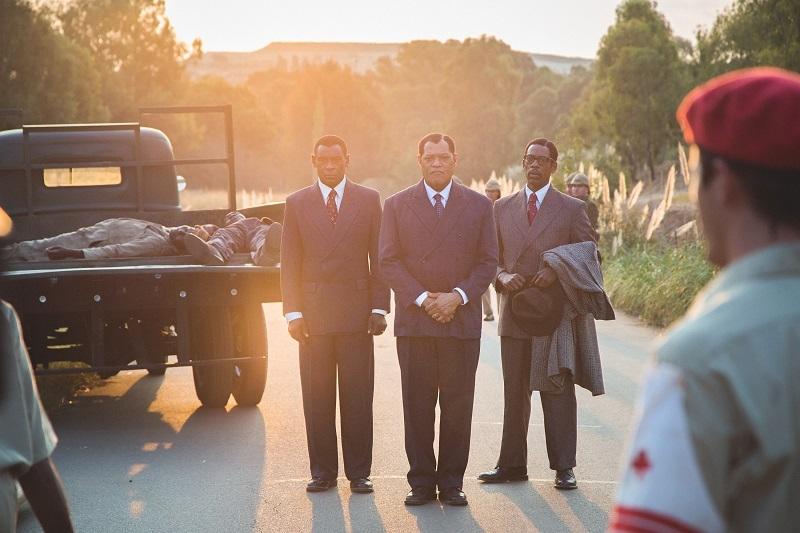 """Still from the miniseries, """"Madiba"""". (Photo: Marcos Cruz)"""