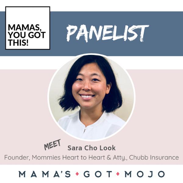 Sarah Cho Look, Panelist.png