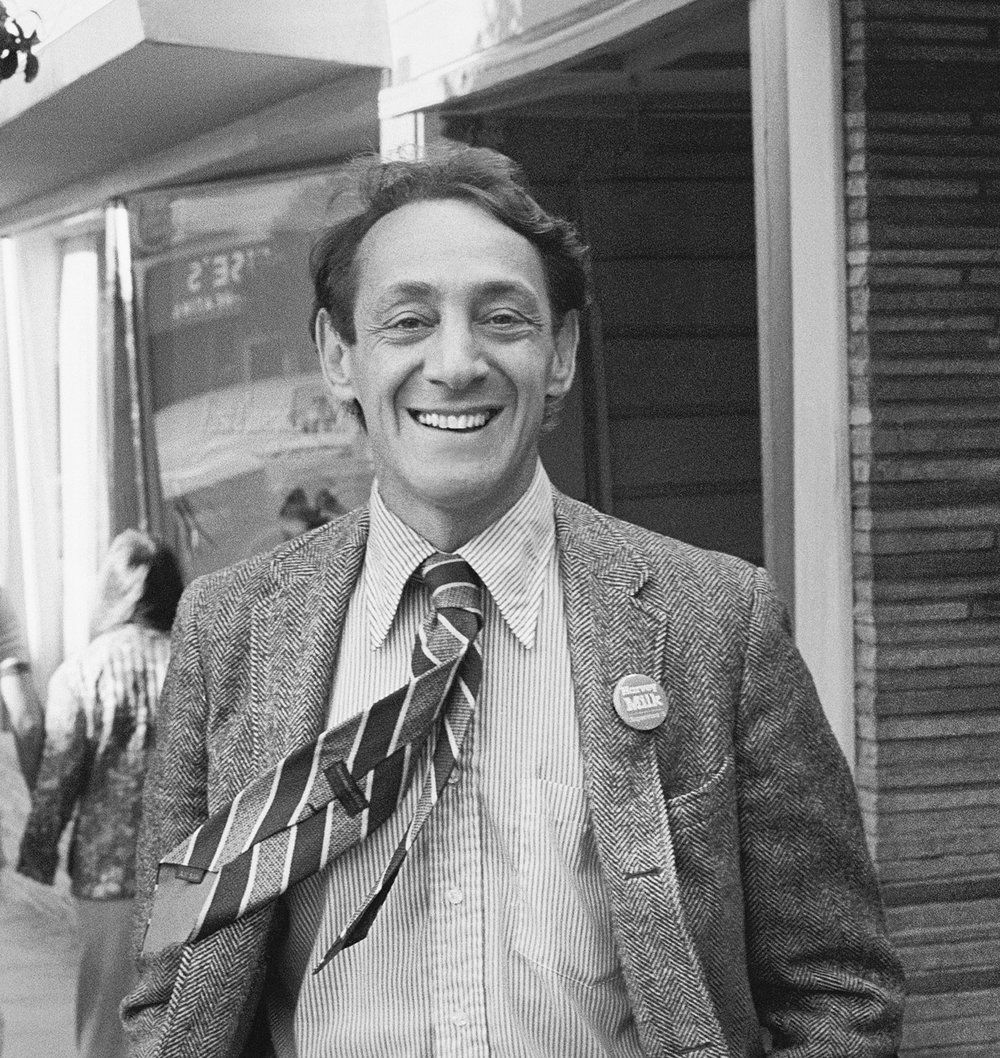 """You gotta give 'em hope. - """"I ask for the movement to continue, because my election gave young people out there hope. You gotta give 'em hope.""""— Harvey Milk, The Hope Speech, 1978"""
