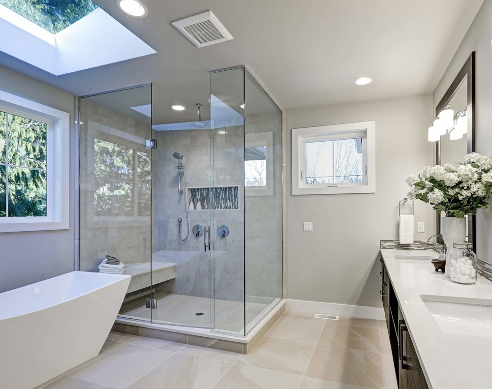 Visit our locations for Boulder County's largest display of shower doors & enclosures. - Many of the enclosures we sell are fabricated in-house so we can offer quick delivery times and adjust to many unique layouts and configurations.We are very proud of our European frameless shower enclosures, using top of the line products and expert installers to ensure a long lasting home improvement.