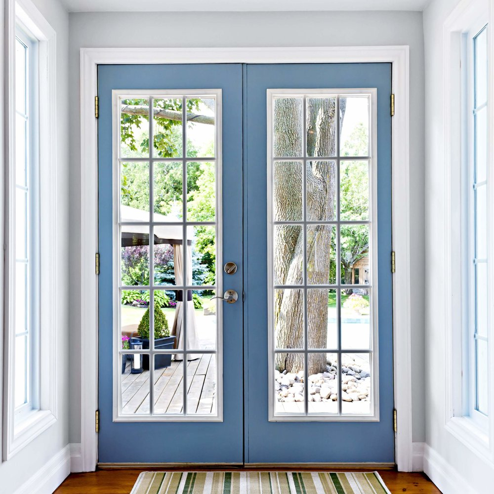 Jamb - The vertical side of a window or door frame