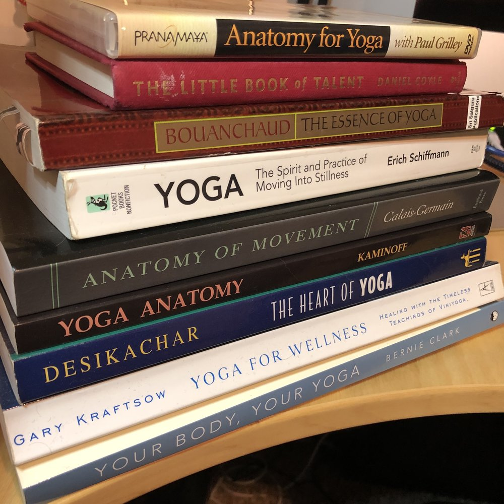 For Yoga Teachers - 1:1 MentorshipOnline CoursesYoga Teacher Training