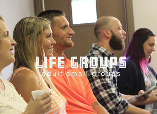 Life Together - Let us help you find a Life Group. A great way to meet new people and share life together through fellowship, food, and sharing faith.MORE ON LIFE GROUPS