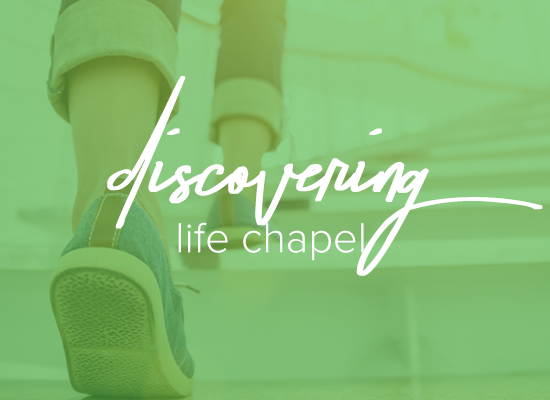 Get Connected - Learn more about Life Chapel and ways to get involved through our Discovery Class.MORE ON NEXT STEPS