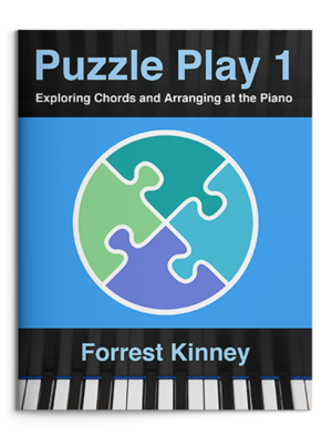 Puzzle Play 1 Piano Book, Forrest Kinney